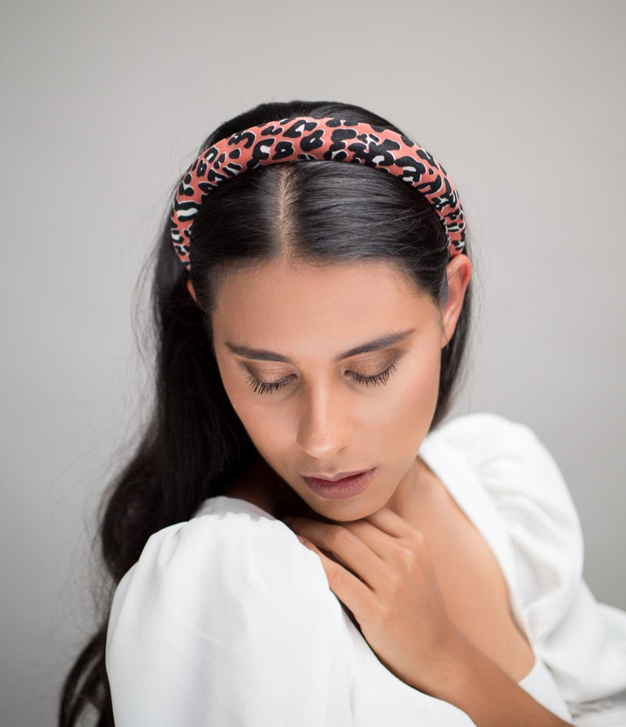 Leopard Patted Headband