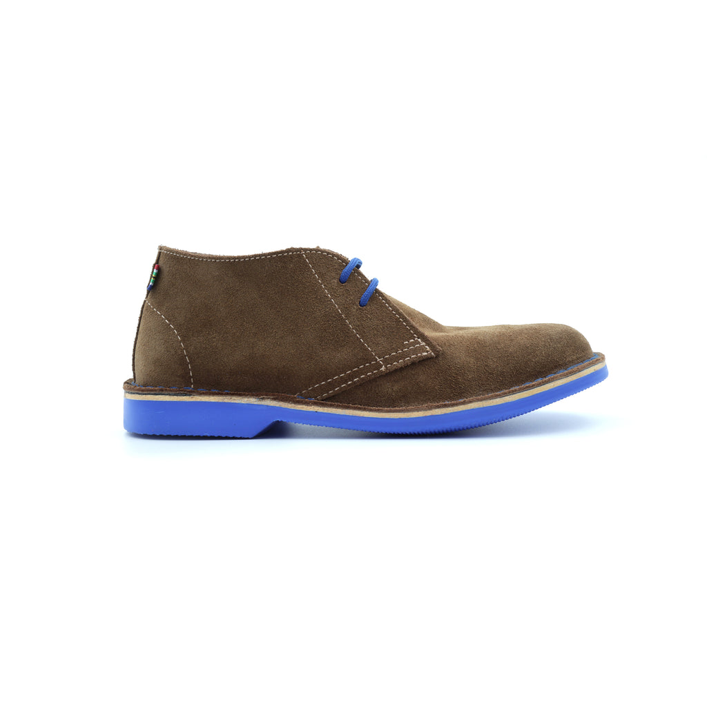 WOMEN'S DESERT BOOT J-BAY BLUE