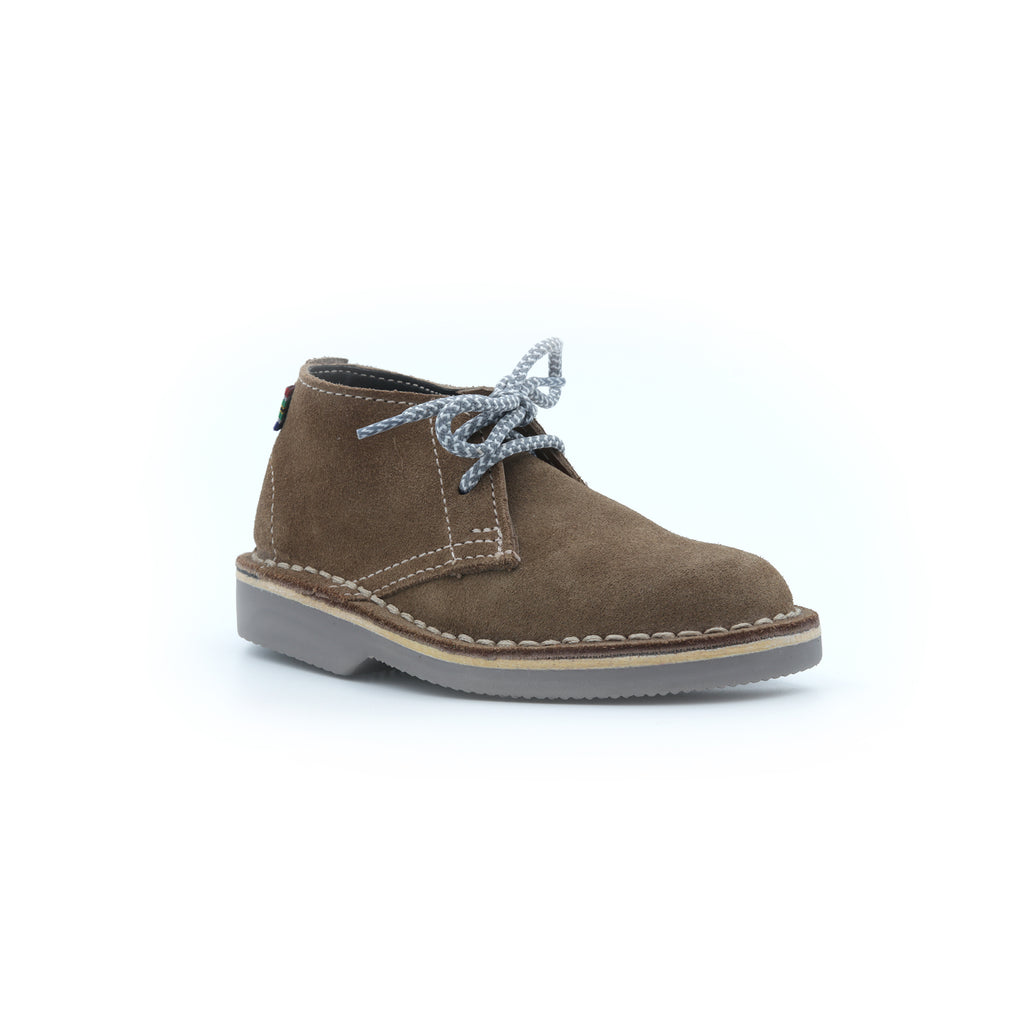 KIDS DESERT BOOT GREY