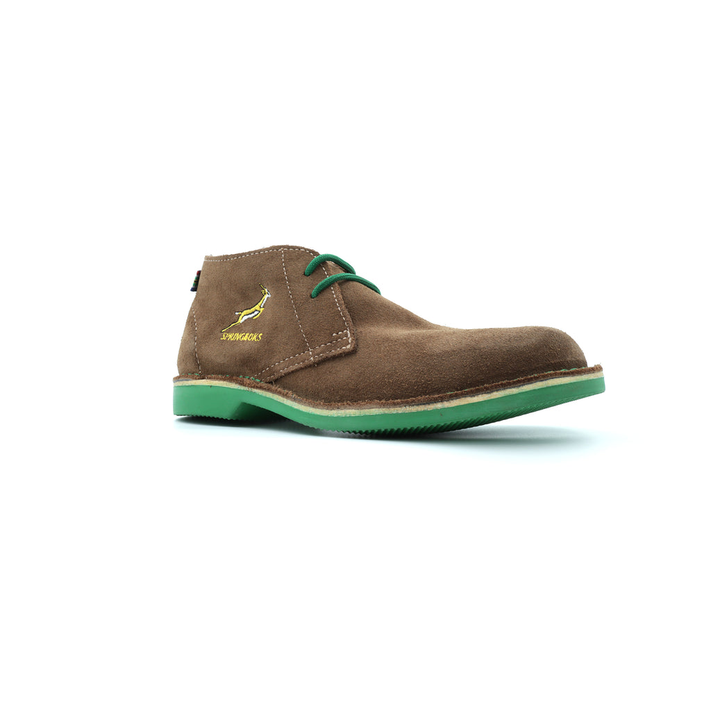 MEN'S LIMITED EDITION DESERT BOOT SPRINGBOK GREEN