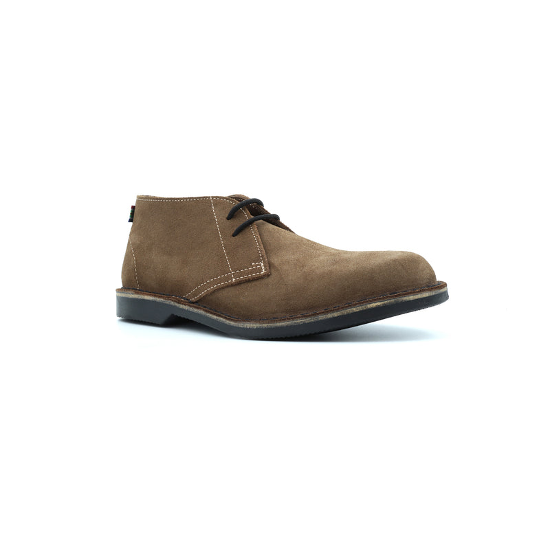 MEN'S DESERT BOOT SAFARI BLACK