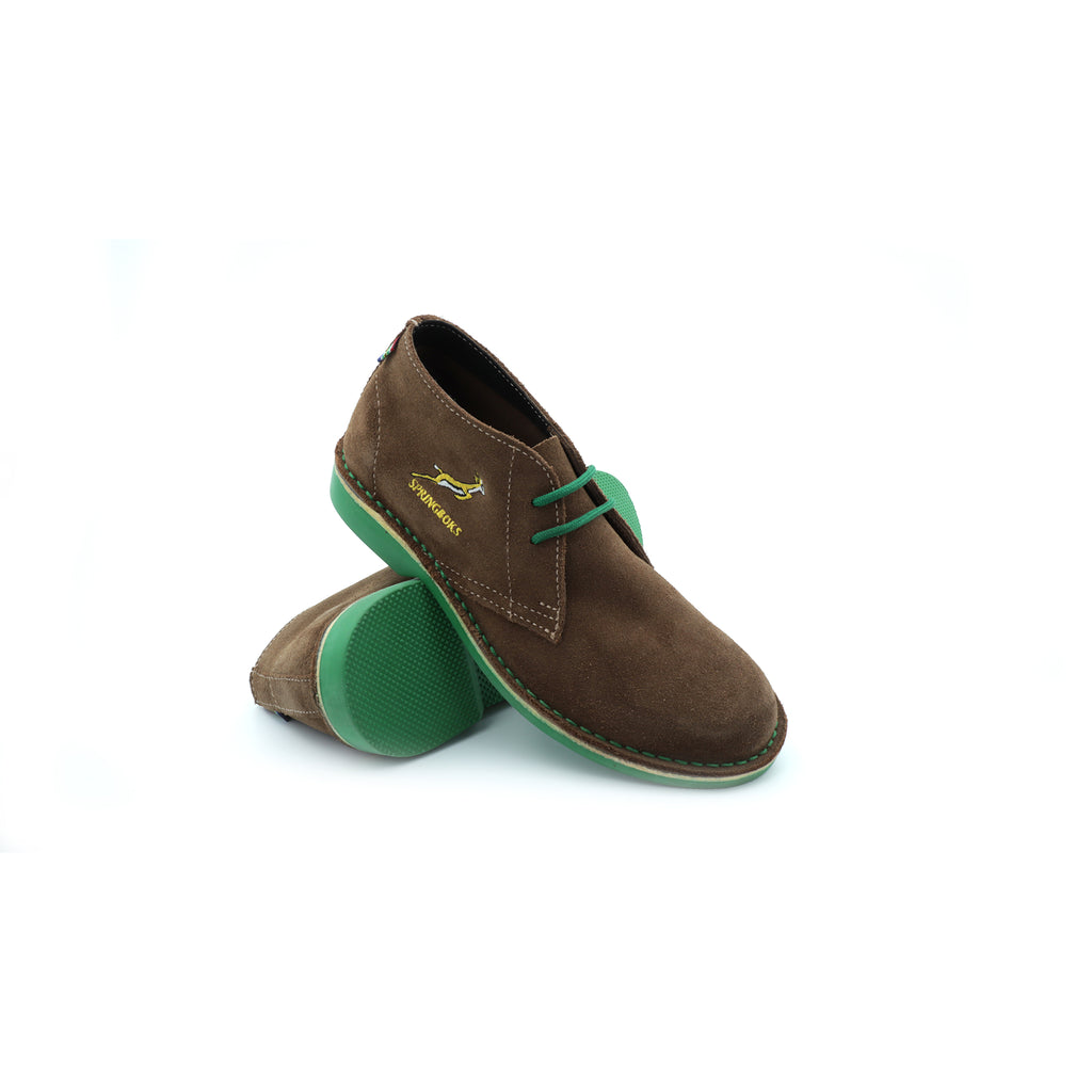 WOMEN'S LIMITED EDITION DESERT BOOT SPRINGBOK GREEN