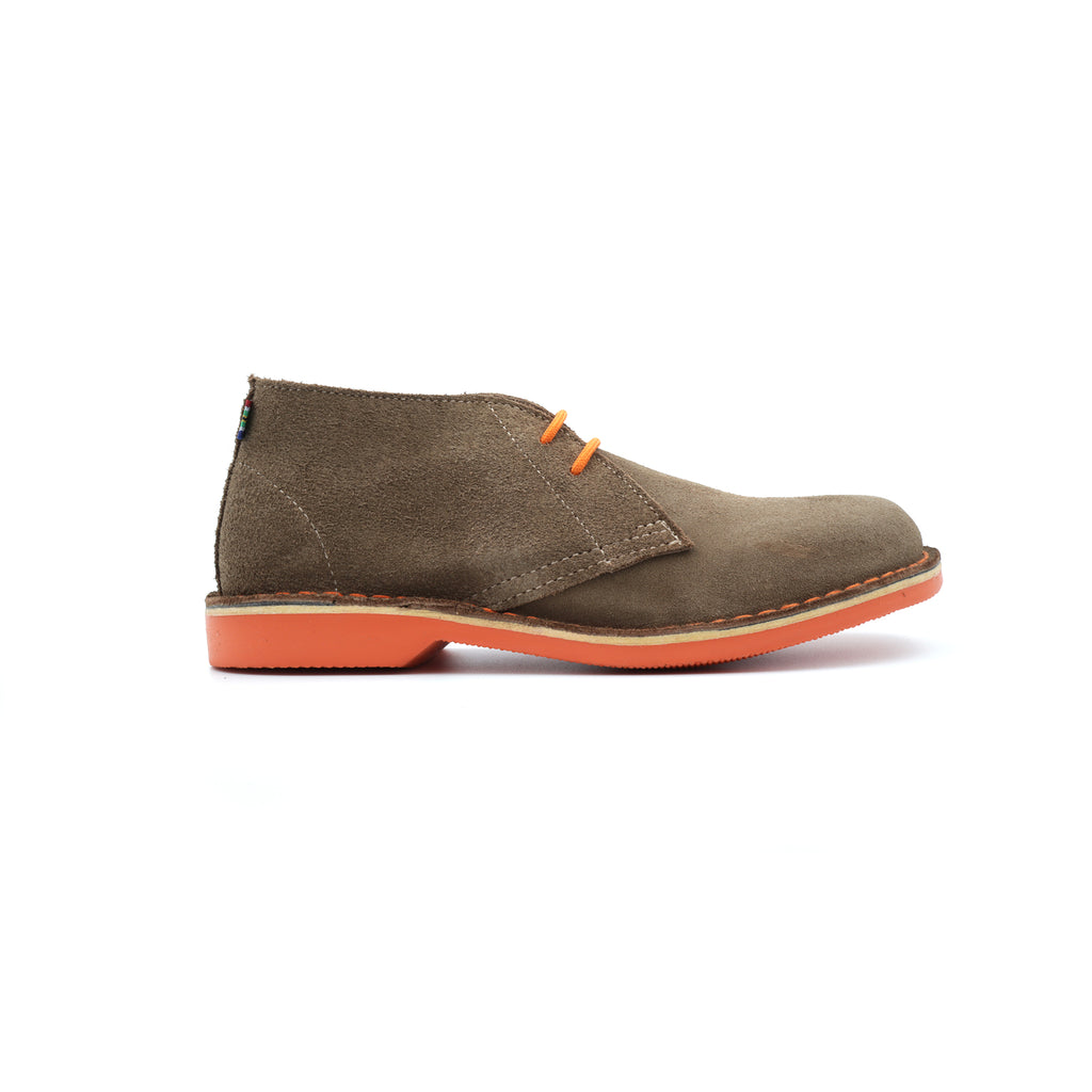 WOMEN'S DESERT BOOT BLOEM ORANGE