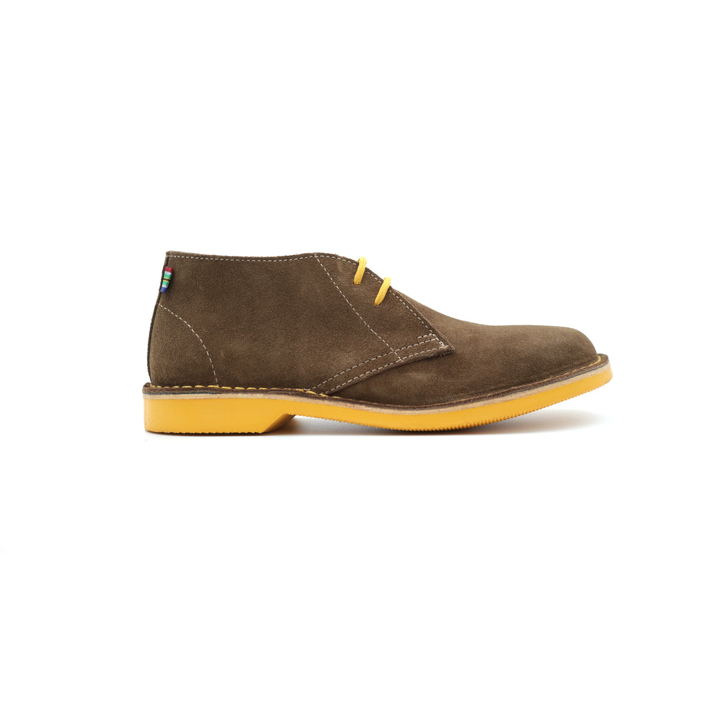 WOMEN'S DESERT BOOT VILIKAZI YELLOW