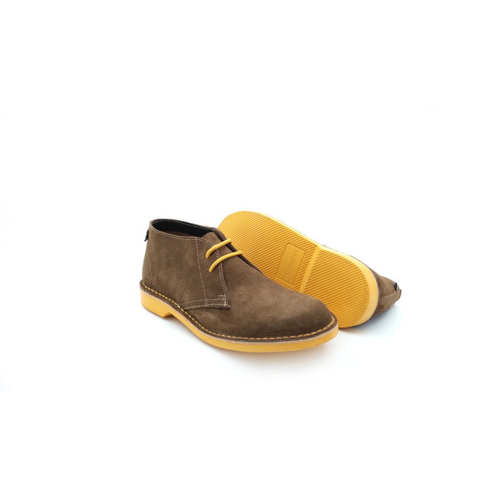 MEN'S DESERT BOOT VILIKAZI YELLOW