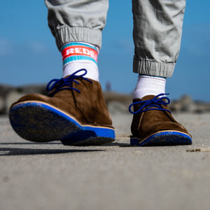 MEN'S DESERT BOOT J-BAY BLUE