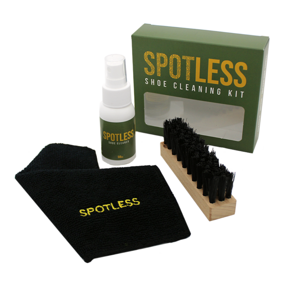 SPOTLESS SHOE CLEANER