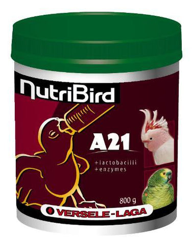 Nutribird a21 alle babyvogels - Luxory Pets