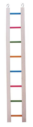 Happy pet ladder hout gekleurd - Luxory Pets
