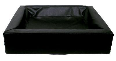 Bia Bed Hondenmand Zwart Bia-60 70x60x15 cm - Luxory Pets