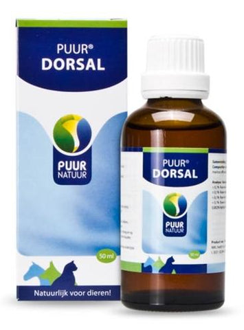Puur dorsal (rug) 50 ml - Luxory Pets