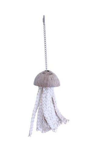 Happy Pet Speelgoed Coconut Octopus 47x11x11 cm - Luxory Pets