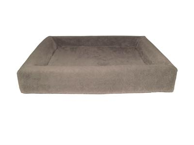 Bia Bed Hondenmand Taupe Bia-80 100x80x15 cm - Luxory Pets