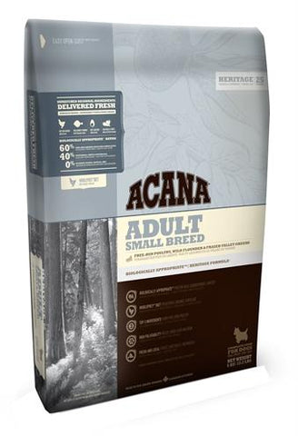 Acana heritage adult small breed 340 gr - Luxory Pets