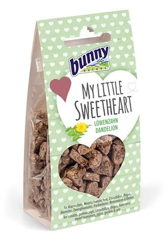 Bunny nature my little sweetheart paardebloem 30 gr - Luxory Pets