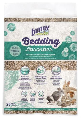Bunny Nature Bunnybedding Absorber 20 l - Luxory Pets