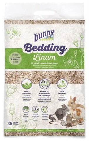 Bunny Nature Bunnybedding Linum - Luxory Pets