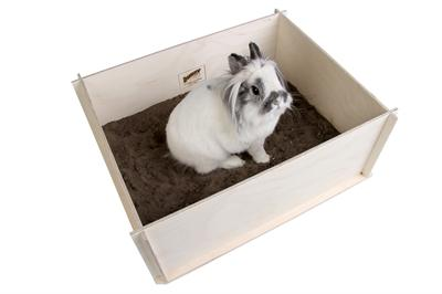 Bunny nature diggingbox graafbox - Luxory Pets