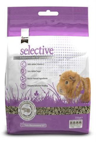 Supreme Science Selective Guinea Pig - Luxory Pets