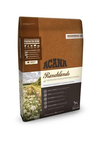 Acana regionals ranchlands dog 340 gr - Luxory Pets