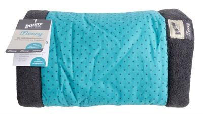 Bunny nature fleecy tunnel turquoise - Luxory Pets