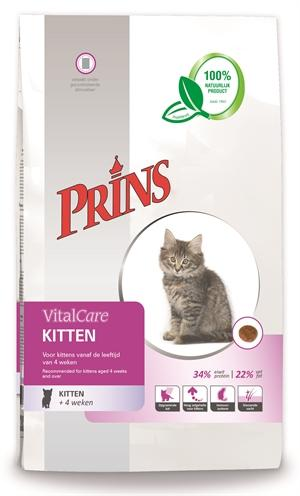 Prins cat vital care kitten 5 kg - Luxory Pets