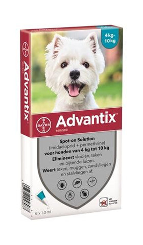 Bayer advantix spot on - Luxory Pets
