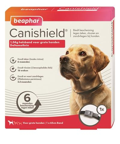 Beaphar Canishield Hond Groot 65 cm - Luxory Pets