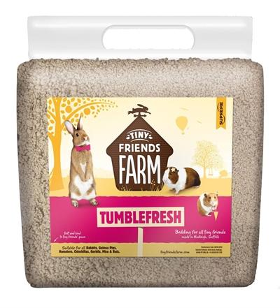 Supreme Science Tumblefresh Bedding 8,5 l - Luxory Pets