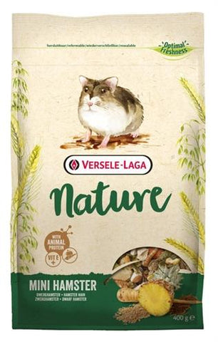 Versele-Laga Nature Mini Hamster 400 g - Luxory Pets