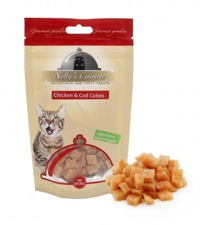 Nelly cuisine kattensnack assorti - Luxory Pets