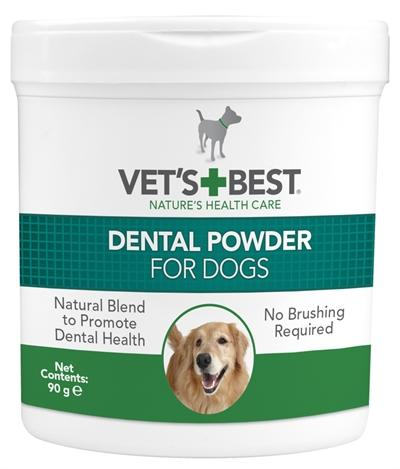 Vets Best Dental Powder 90 gr - Luxory Pets