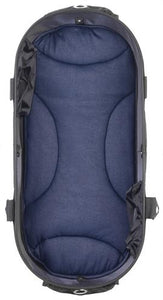 Airbuggy Mat Voor Dome2 M Denim Blauw 65x31 cm - Luxory Pets