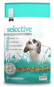 Supreme science selective rabbit 10 kg - Luxory Pets