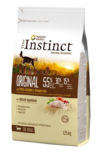 True instinct original chicken 1,25 kg - Luxory Pets