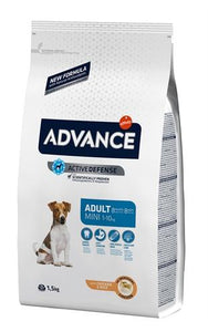 Advance mini adult 1,5 kg - Luxory Pets