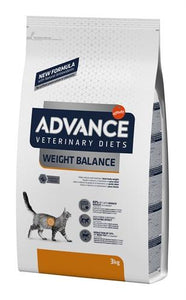 Advance veterinary cat weight balance 3 kg - Luxory Pets