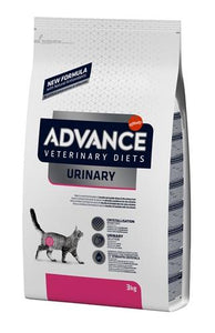 Advance veterinary cat urinary 3 kg - Luxory Pets
