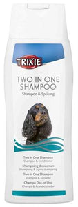 Trixie shampoo 2-in-1 250 ml - Luxory Pets
