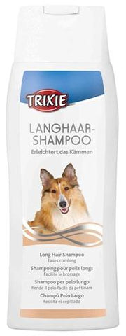 Trixie shampoo langharige hond 1 ltr - Luxory Pets