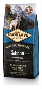 Carnilove salmon adult 12 kg - Luxory Pets