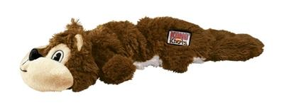 Kong scrunch knots squirrel - Luxory Pets