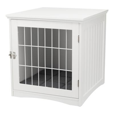 Trixie benche home kennel hond / kat wit - Luxory Pets