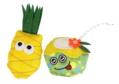 Fofos summer ananas met drankje - Luxory Pets