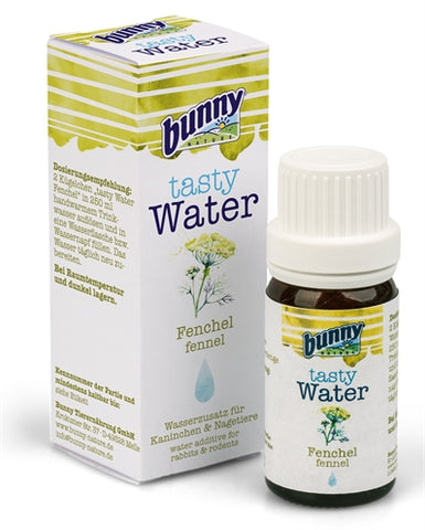 Bunny Nature Tasty Water Venkel