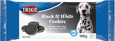 Trixie Black & White Cookies