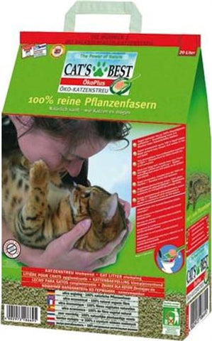 Cat's Best Oko Plus Korrels 10 l - Luxory Pets