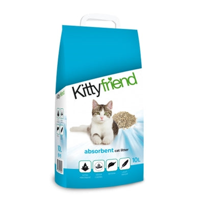 Kitty Friend Absorbents Kattenbakvulling