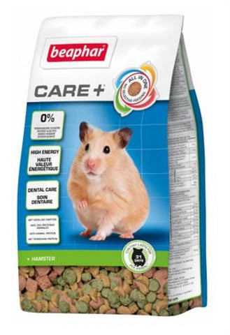Care+ Hamster 250 g - Luxory Pets