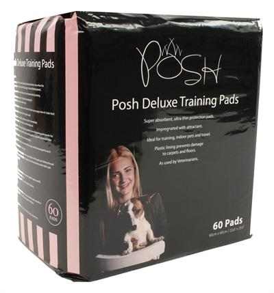 Posh puppy training pads - Luxory Pets